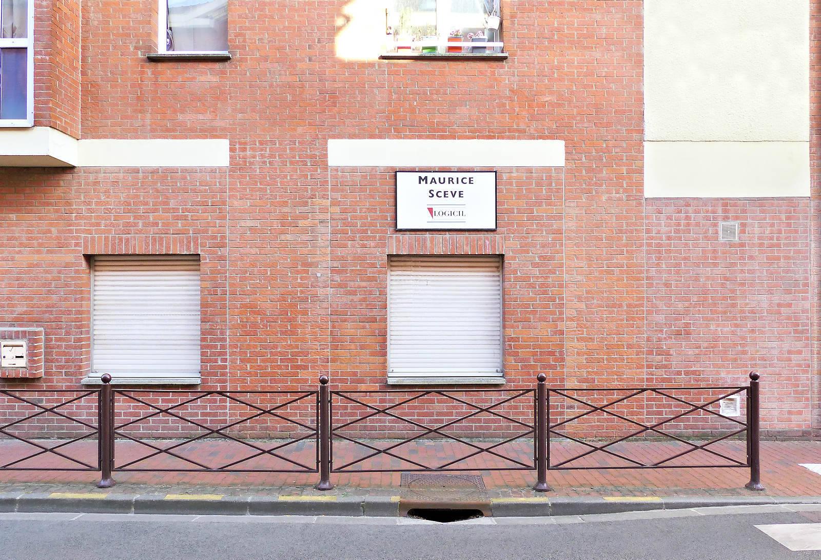 Résidence HLM Maurice Scève, Rue des Anges, Tourcoing