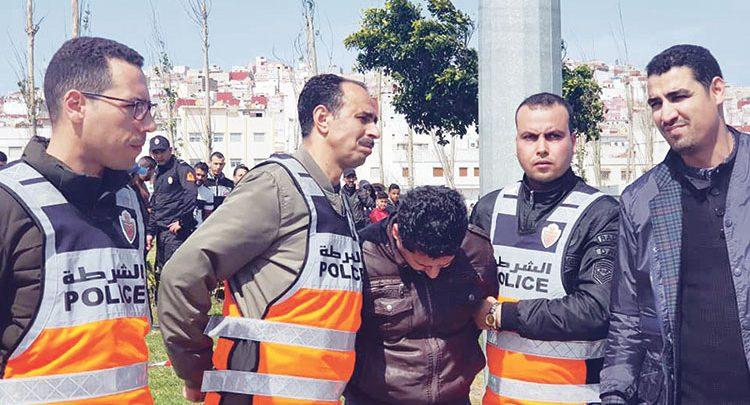 تفاصيل صادمة في إعادة تمثيل جريمة قتل مستثمر بطنجة من طرف مصري وشريكه المغربي