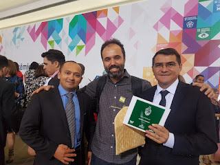 Prefeito Picuí recebe menção honrosa da ONU pelo projeto fábrica de solos