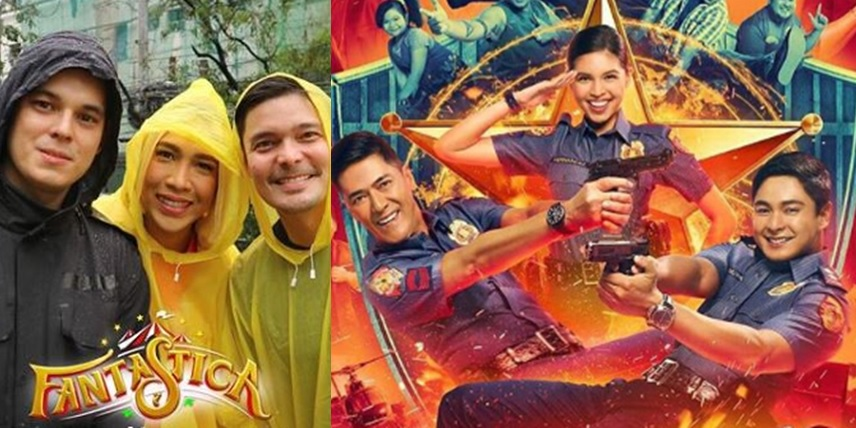 It's Fantastica vs Jack Em Popoy in MMFF 2018 box-office feud.