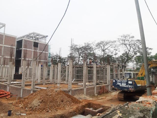 Tiến độ dự án Dự án Calyx Residence 319 Uy Nỗ Đông Anh Bộ Quốc Phòng Hà Nội