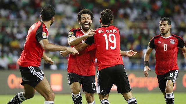 نتيجة مباراة مصر وأوغندا uganda-vs-egypt اليوم الأحد 30-06-2019 كأس الأمم الأفريقية