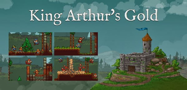 King Arthurs Gold PC Full