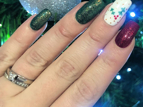 New Nails | Christmas Ready