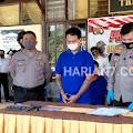 Sat Reskrim Polres Salatiga Berhasil Meringkus Pelaku Pencurian Honda Vario di Tetep Gambirsari, Satu Pelaku Lainya Masih DPO