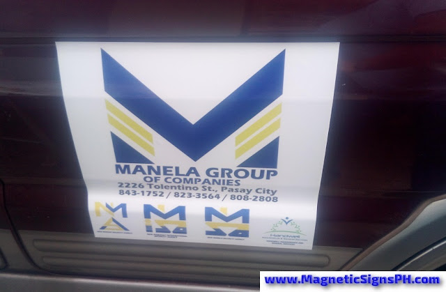 Manela Car Door Magnet