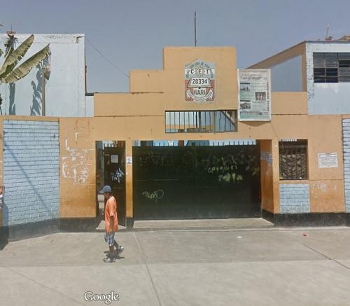 Escuela 20334 Generalísimo Don José de San Martín - Huaura