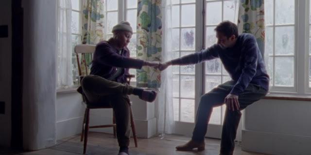 Lena Waithe Aziz Ansari Alan Yang | Master of None Presents: Moments in Love | Netflix