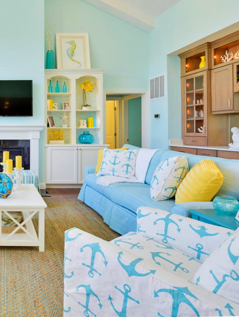 Slipcovered Furniture Sofas Amp Chairs For Easy Coastal