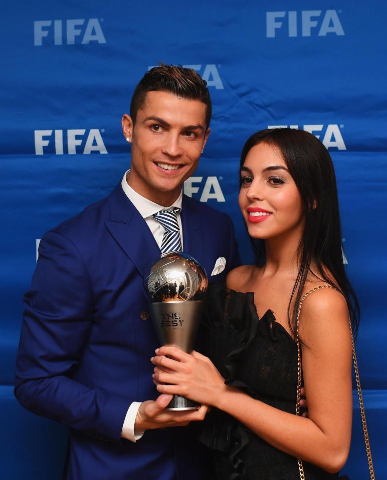 Cristiano Ronaldo has been dating Georgina Rodriguez since November