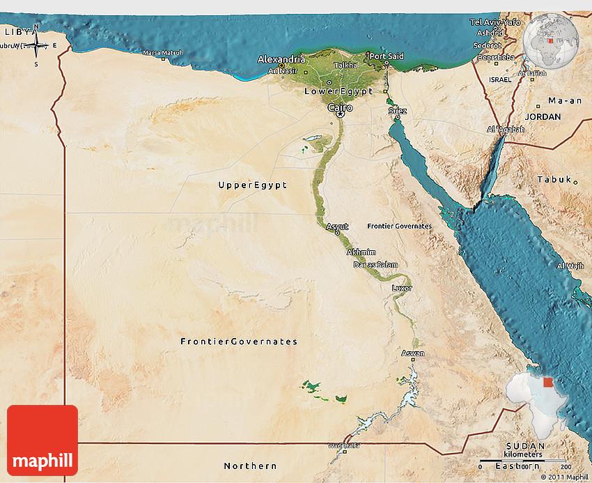 Egypti Luonnonolot