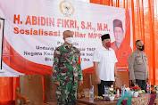 Abidin Fikri: Gotong Royong Ampuh Atasi Pandemi