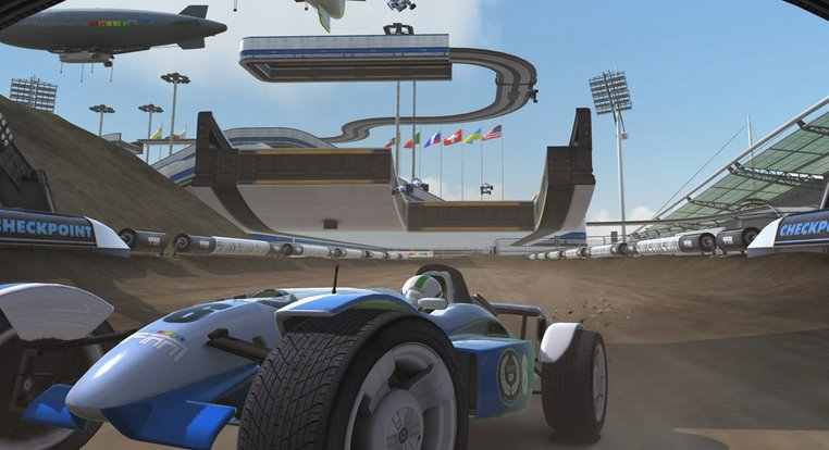 TrackMania United Forever pc full español