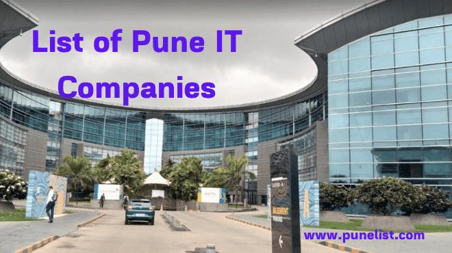 Pune IT Companies