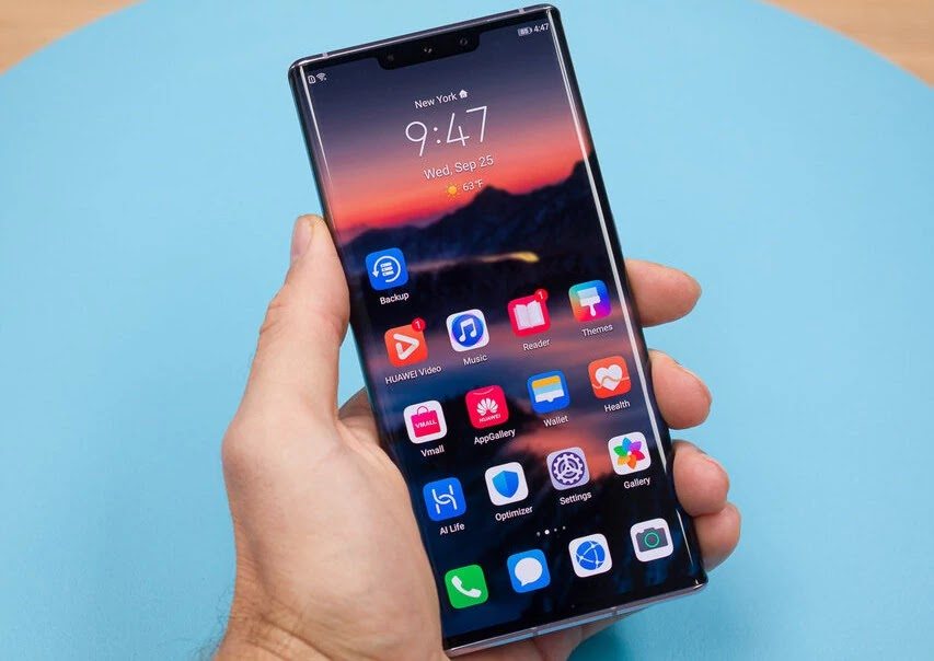 The Huawei Mate 40 5G may have been postponed after all because of US limitations