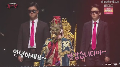 King of Mask Singer Episode 143 Subtitle Indonesia