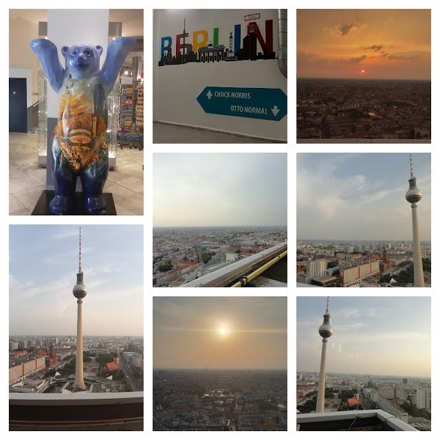Onde comer e se divertir em Berlim -  Panorama Terrasse Park Inn