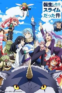 Anime Tensei Shitara Slime Datta Ken Legendado