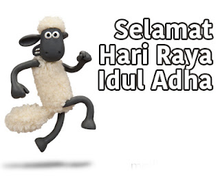 """Kartu Ucapan Selamat Hari Raya Idul Adha"""