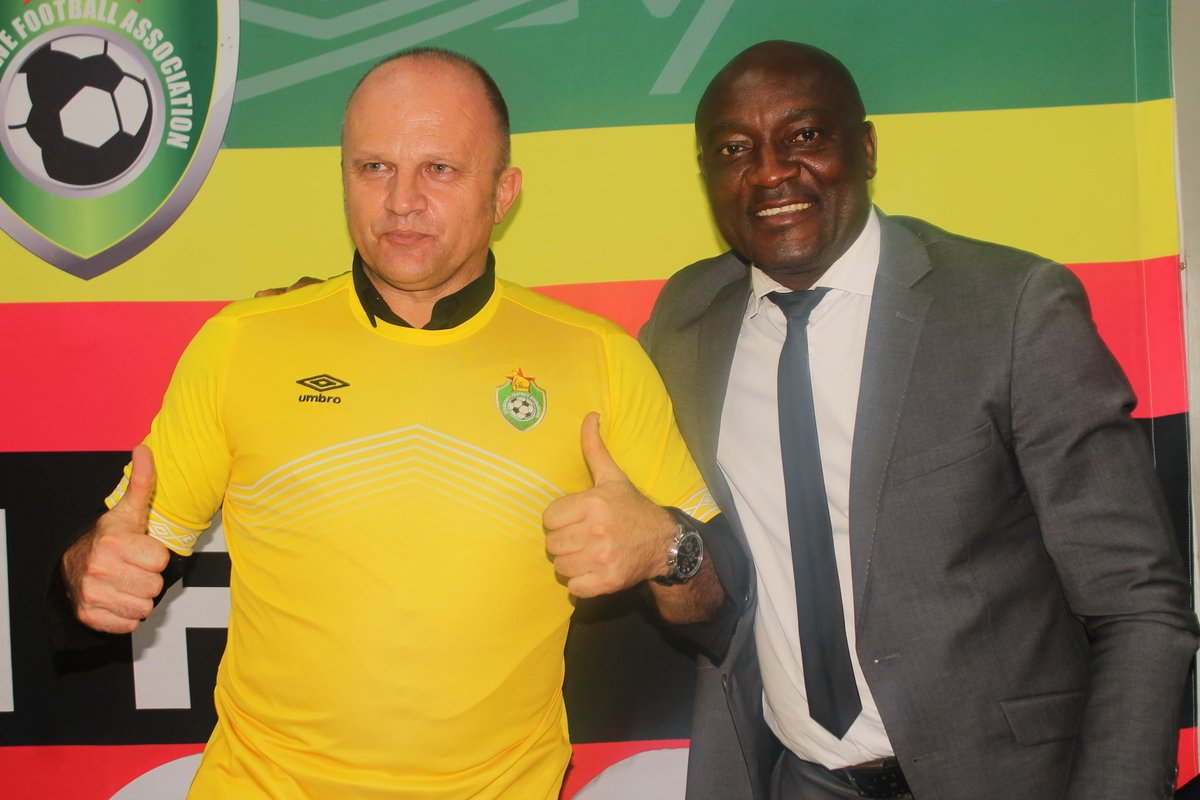 Warriors Coach Zdravko Logarusic ZIFA latest cup qualifiers Afcon and Cosafa