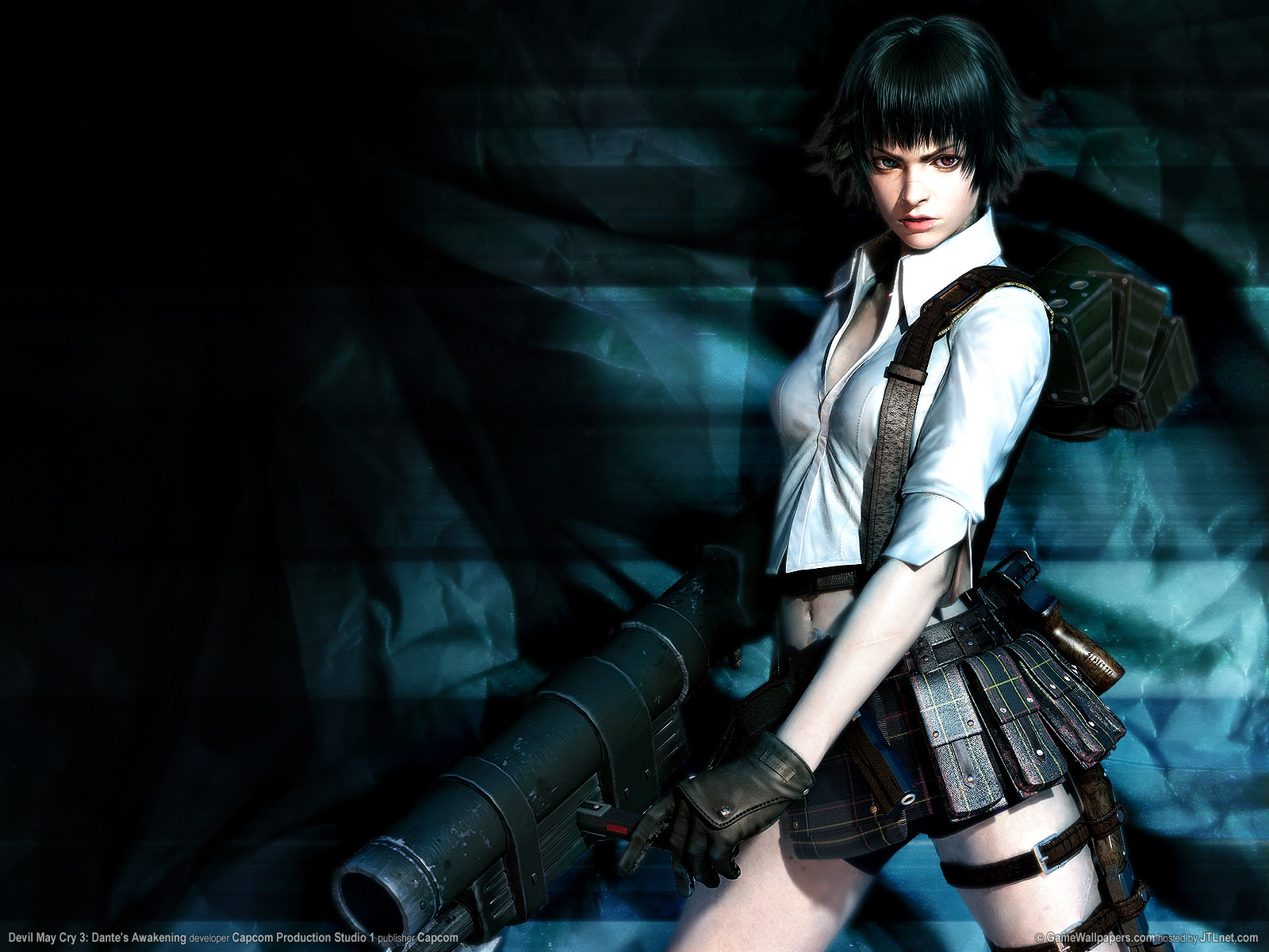 Billa Dmc Devil May Cry Game Hd Wallpaper