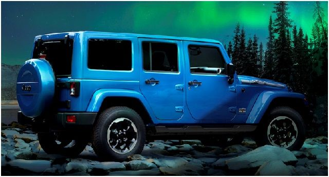 2018 Jeep Wrangler Winter Edition Price