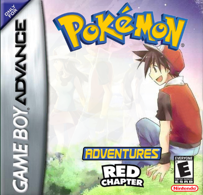 Pokemon Adventure Red Chapter Beta 15 GBA ROM Download