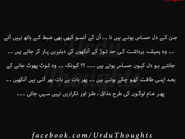 Beautiful Urdu Quotes About People | Jin Kay Dil