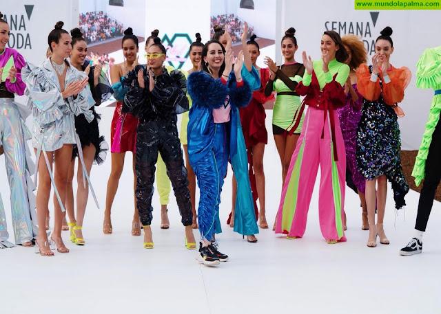 Paloma Suárez participará este sábado en la nueva edición del Live Fashion  Hair de Gran Canaria Moda Cálida