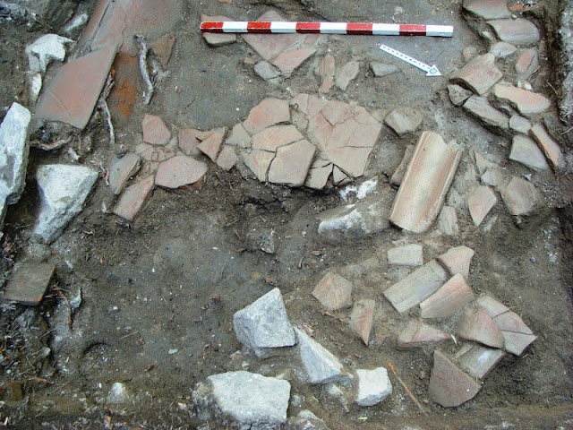 Remnants of Roman dwelling found in centre of Bulgaria's Plovdiv