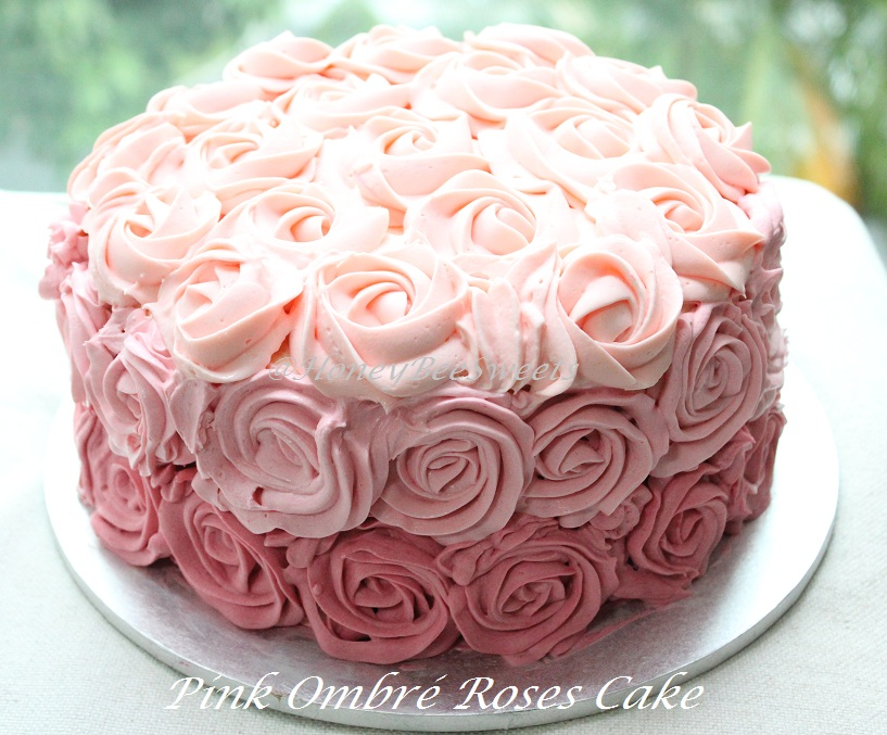 Ombre Cake Singapore