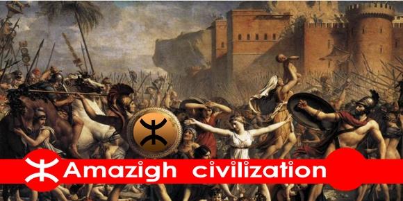 الحضارة الامازيغية القديمة