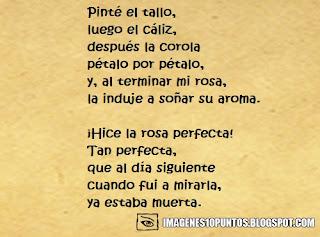 poemas de rosas