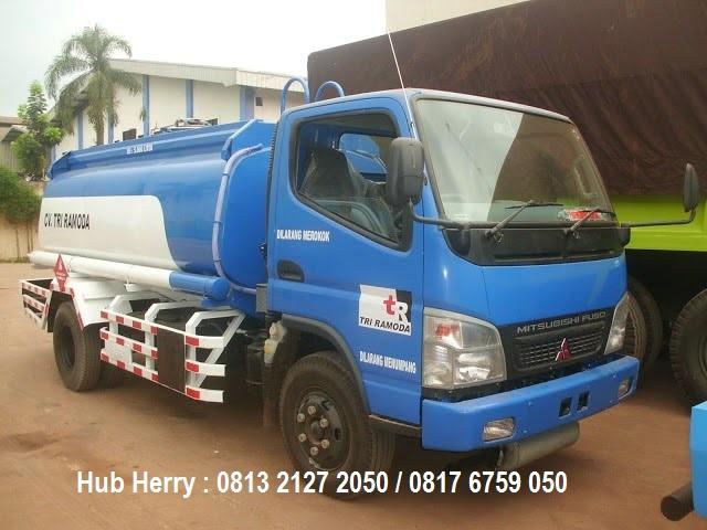 harga truk tangki - air - cpo - vacum - tinja - bbm - solar - colt diesel 2020