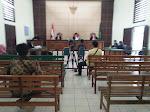 Sidang Karhutla Korporasi PT Adei Plantation Dituntut Rp. 4,4 M