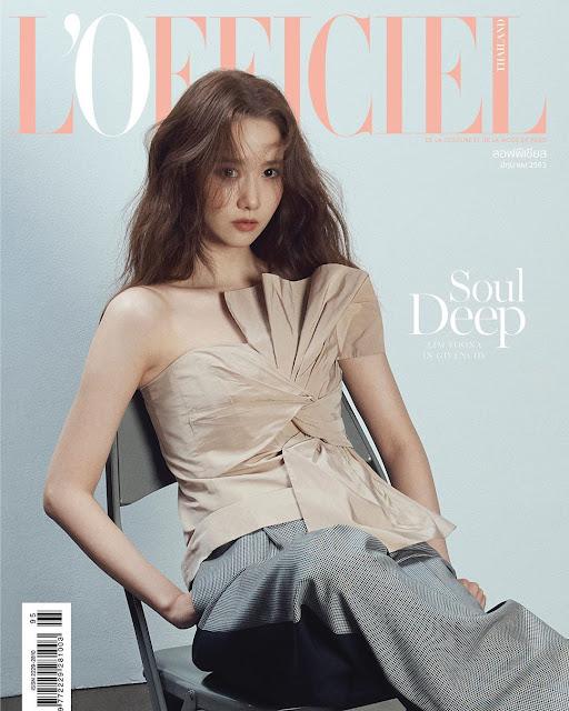 SNSD YoonA L Officiel Thailand