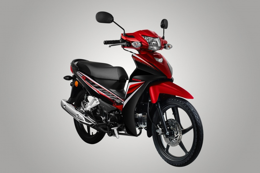 Update Terbaru Honda Wave Alpha 2017, Harga Dari RM4,535