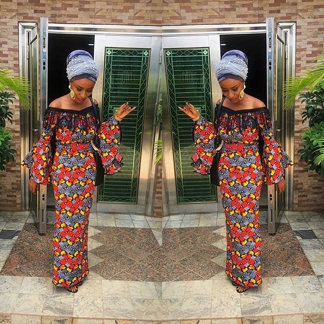 Breath Taking Ankara Styles 2018 we are Crushing on this