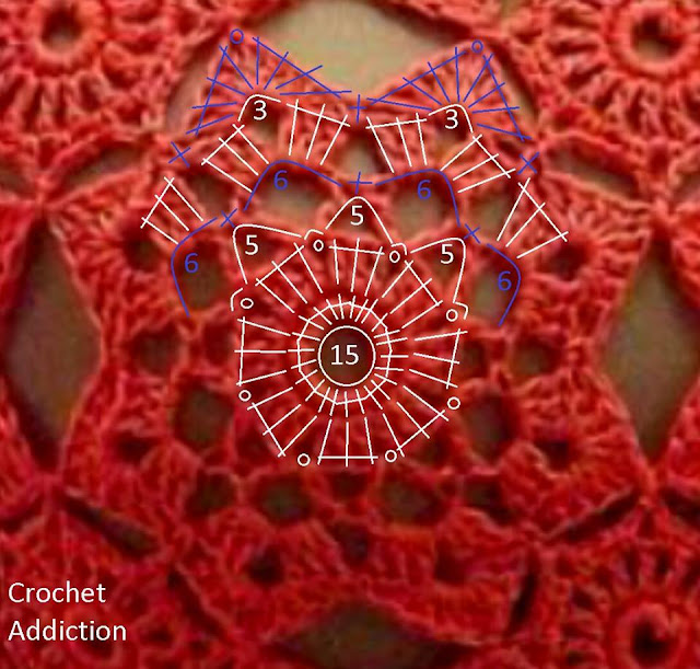 crochet blouse with step by step