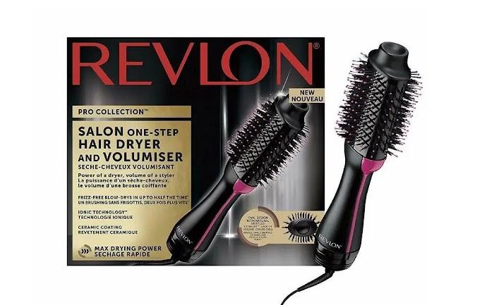 Revlon Hair Dryer And Volumizer Hot Air Brush