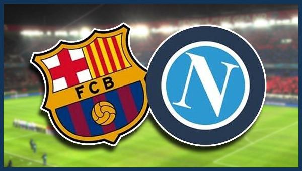 جميع القنوات الناقلة لمباراة برشلونة ونابولي يوم 18 مارس في دوري أبطال أوروبا