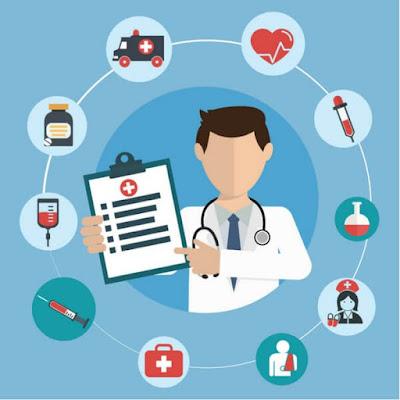 Gestión riesgo evaluación salud