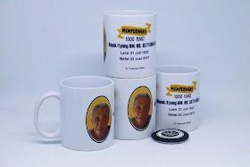 Mug Souvenir 1000 Hari