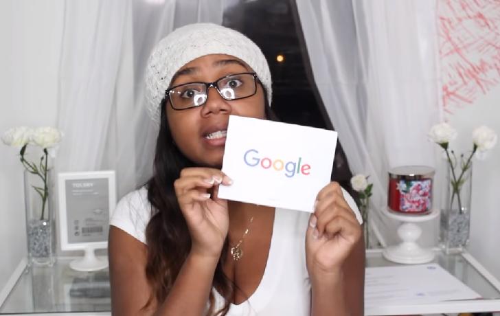 Google cheque