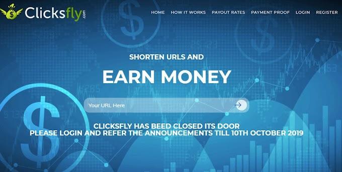 Hướng dẫn rút gọn link kiếm tiền từ trang clicksfly