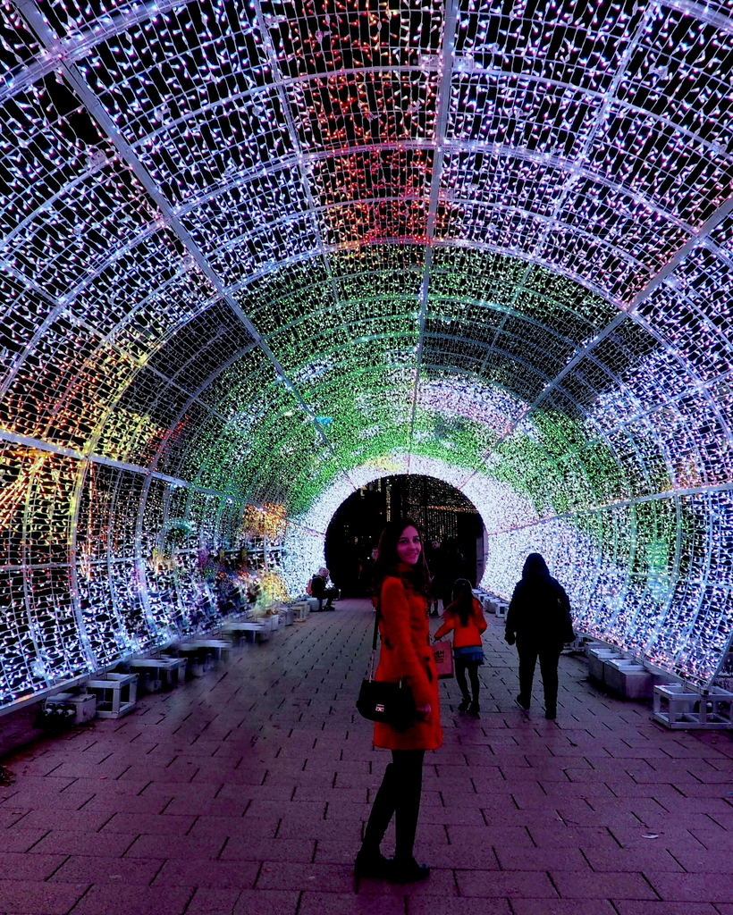 Travelera.es: The Tunnel Of Light In Norwich