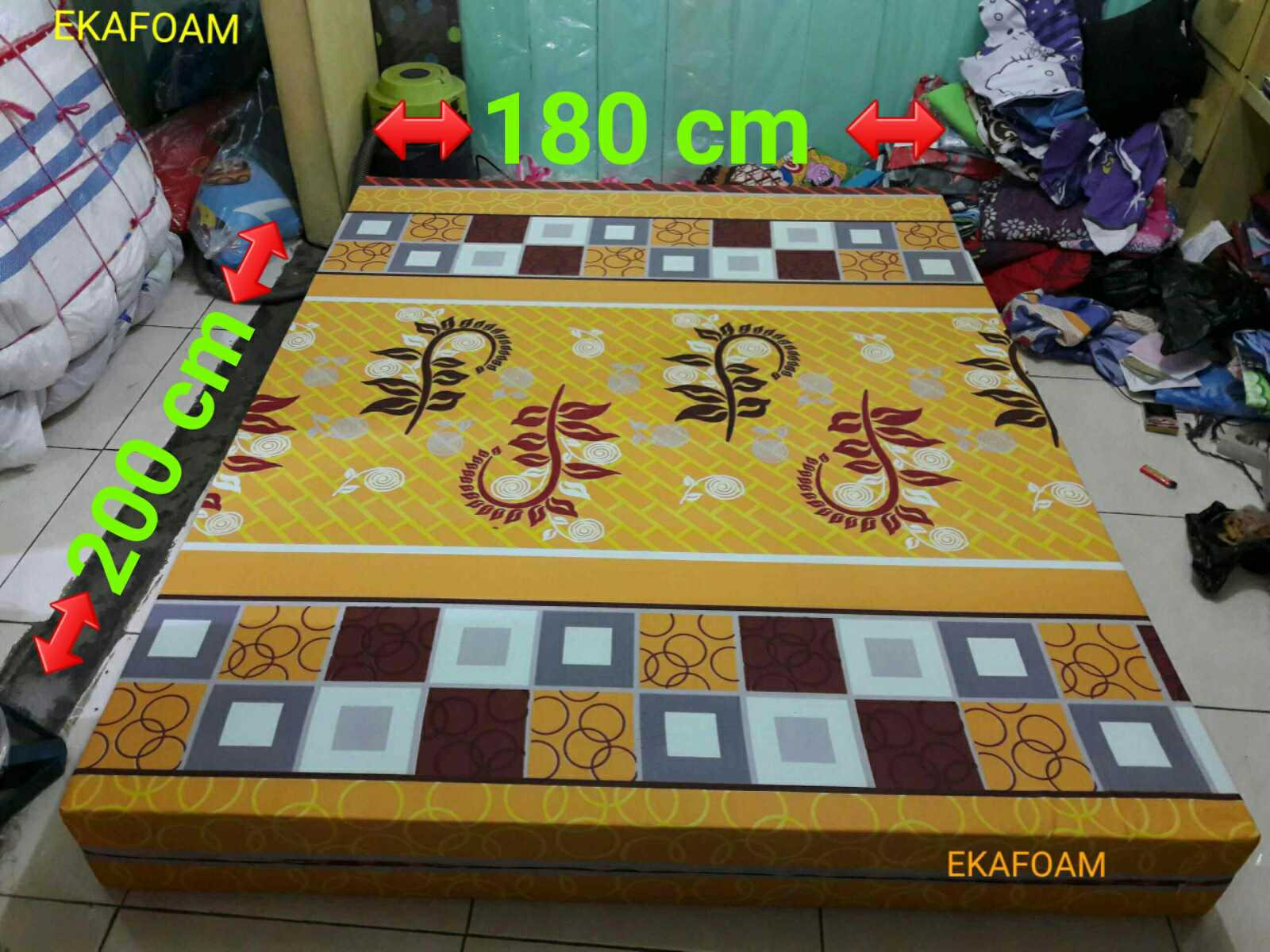 Harga Kasur Inoac Sofa Bed Inoac Terbaru 19 Januari 2017