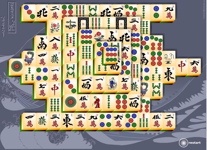 Kostenlos Spielen.Net Mahjong