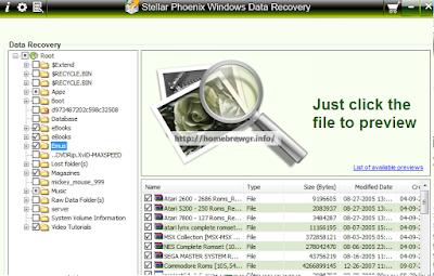 Πως να ανακτήσεις τα αρχεία ενός σκληρού δίσκου (Ανάκτηση Δεδομένων) 2