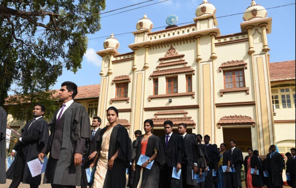 Jaffna University 35th convocation